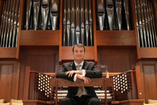 Organ Concert-Sept. 17 - 4 pm