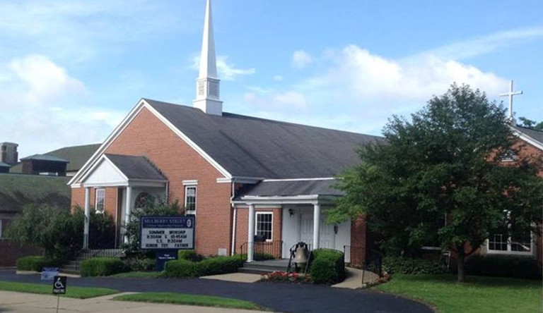 Belong to Jesus! Grow in Jesus! Serve Jesus!
